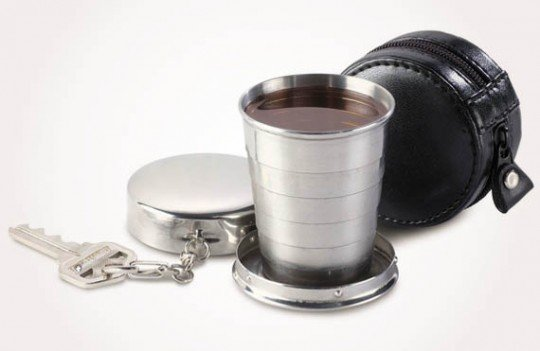 Collapsible-Shot-Glass