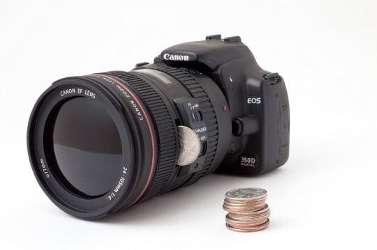 DSLR-Camera-Bank