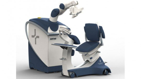 ARTAS Hair Restoration Robot