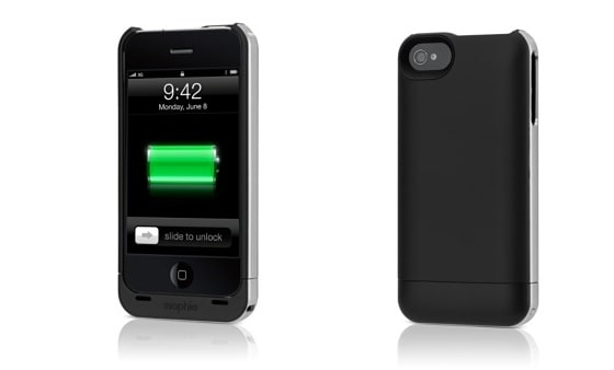 Post image for Mophie's Juice Pack Air iPhone Charger