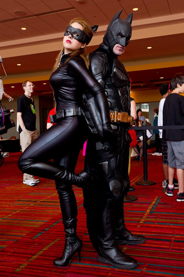 Catwoman cosplay - Statue Forum