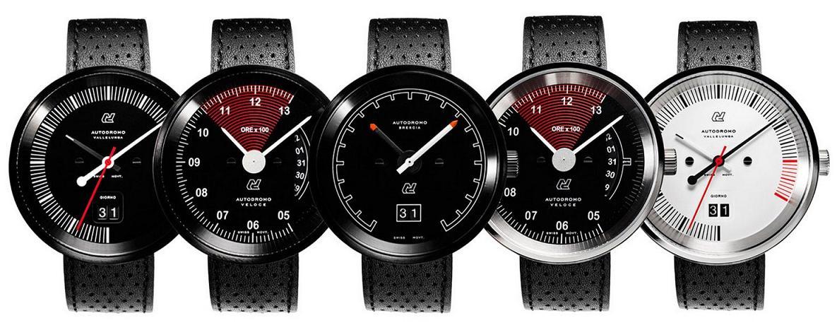 Autodromo Driving Watches GeekExtreme