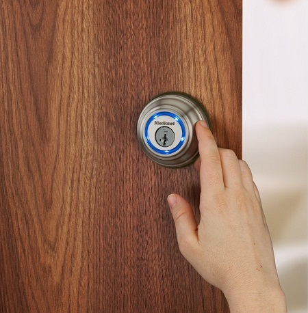 Post image for Kwikset Kevo: Bluetooth Electronic Deadbolt Lock