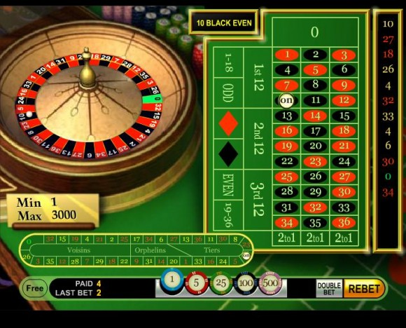 Post image for The iPhone App from 888casino