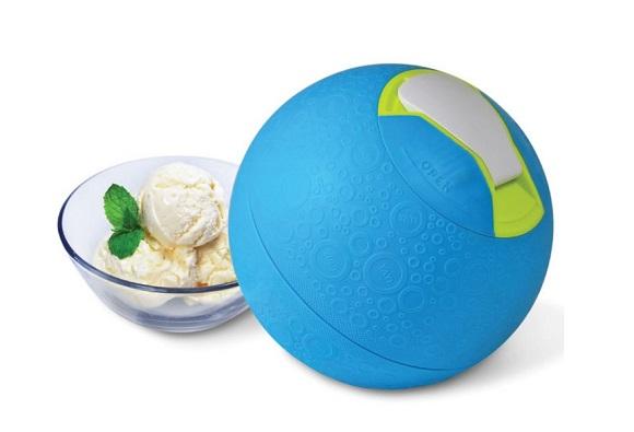 Post image for Kickball Ice Cream Maker