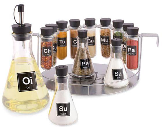 Post image for Chemistry Set Spice Rack