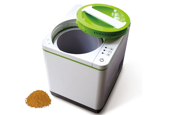 Post image for The Food Cycler: Indoor Composter