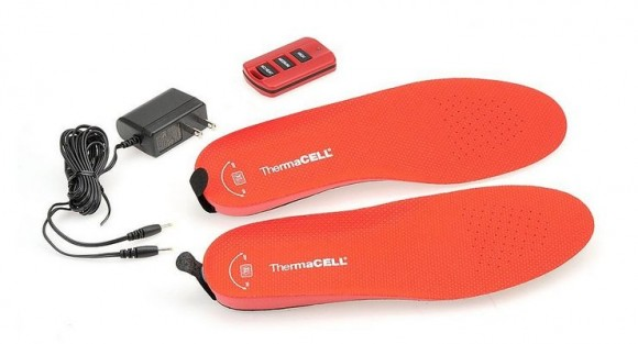 Post image for Rechargeable Heated Insoles