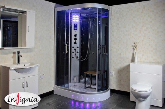 Post image for Insignia Steam Showers: The Hottest Way to take a Shower