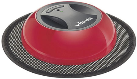 Post image for Vileda Cordless Bagless Dusting Robot