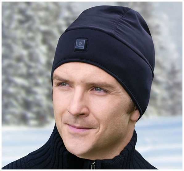 Post image for Heated Hat with Rechargeable Battery
