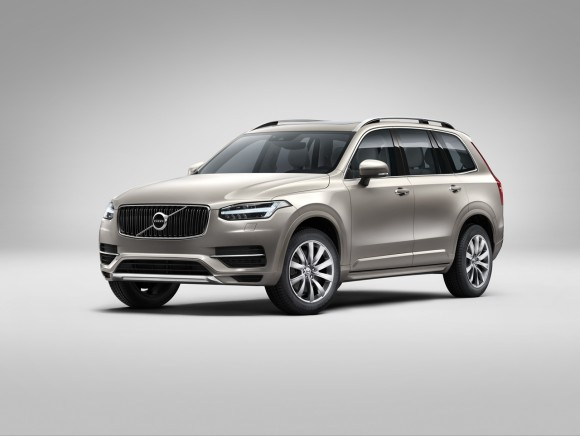 Post image for Ultimate SUV: 2015 Volvo XC90
