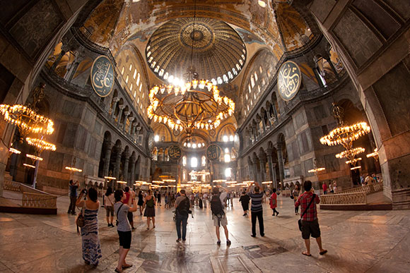 Post image for A Postcard From Istanbul…