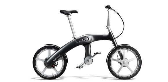 Post image for The Self-Charging Electric Bike