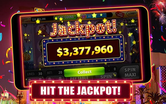 Post image for Why We Love to Play Slot Machines on Online Casinos