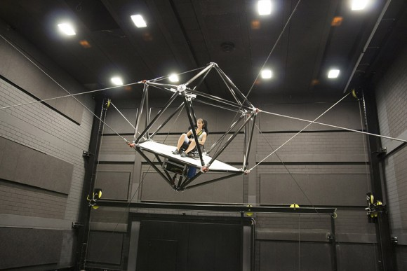 Post image for Ultimate Virtual Reality Simulator – Cable Robot Simulator