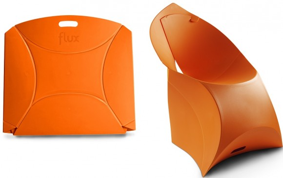 Post image for Flux Chair – Folding Designer Chair
