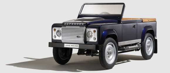 Post image for Land Rover Defender Pedal Car