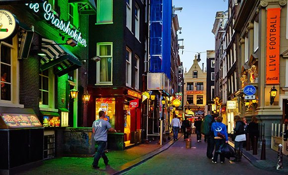 Post image for The Geeky Joys of Amsterdam