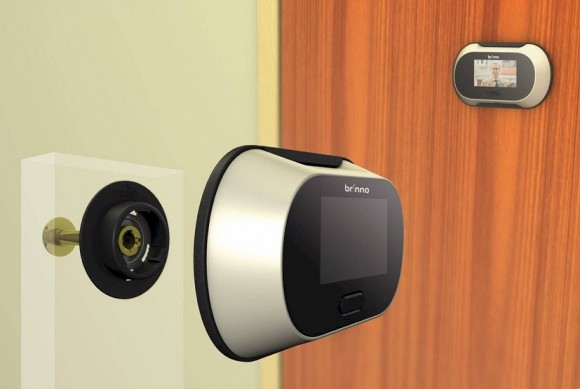 Post image for Brinno Digital PeepHole Viewer – See More Clearly!
