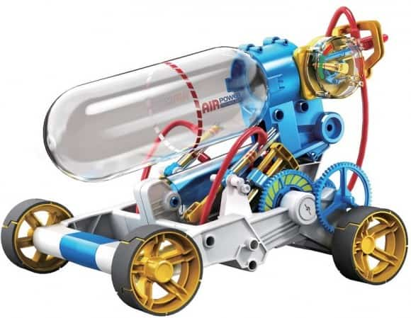 Post image for Air Power Racer Vehicle – For The Eco-Conscious Kids