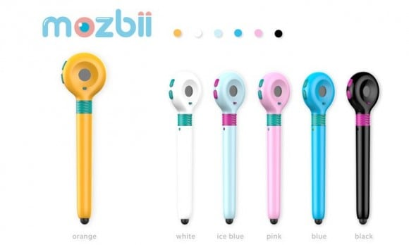 Post image for Mozbii Stylus Pen – Draw With Real World Colors