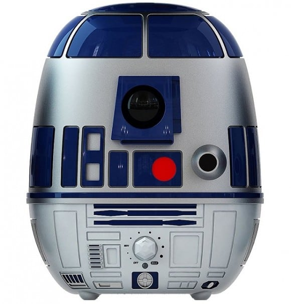 Post image for R2D2 Humidifier – May The Mist Be With You