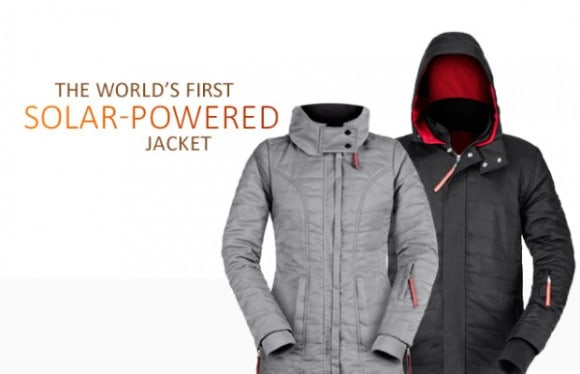 Post image for ThermalTech – World's First Solar Powered Jacket