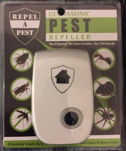 Post image for Ultrasonic Pest Repeller – Rodents Be Gone
