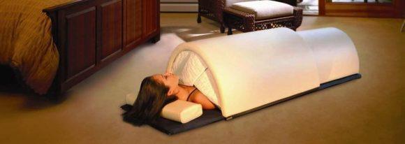 Post image for Sauna Dome Elite – At Home Sauna