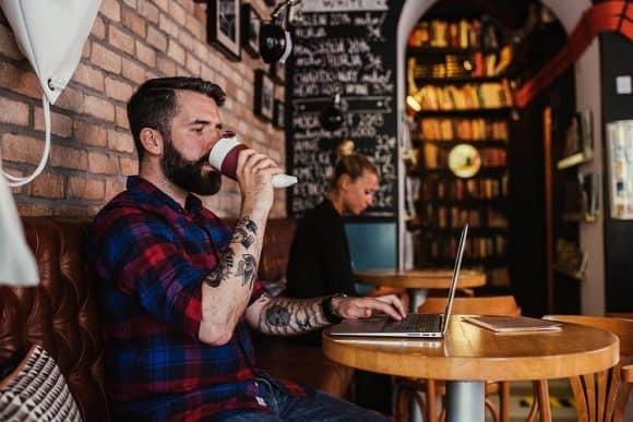 Post image for The Goat Story Coffee Mug – Drinking Horn Coffee Mug