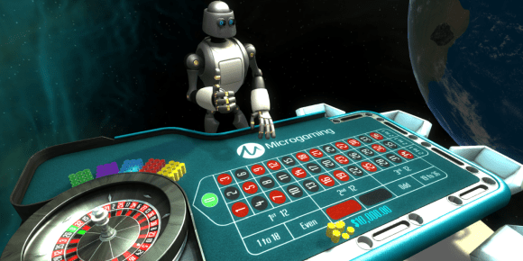 Post image for Virtual Reality Roulette Just Became a Reality