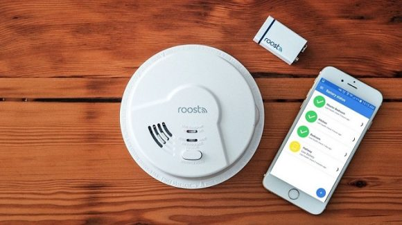 Post image for Roost Smart Smoke Alarm – Get SMS Notifications