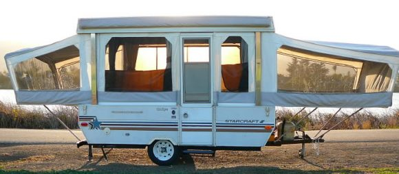 Post image for Enjoy The Great Outdoors With Starcraft RV's