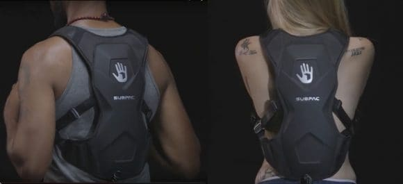 Post image for SubPac M2 Wearable Tactile Bass System – Feel The Bass!