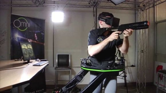 Post image for A Hot Market: How Online Gaming is Driving Virtual Reality