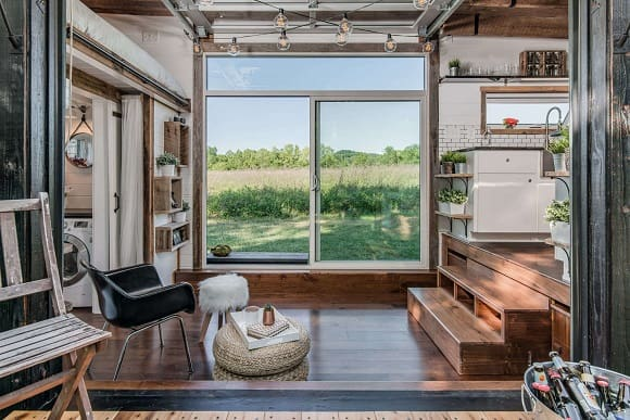 Post image for The Alpha Tiny House By New Frontier