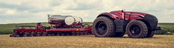 Post image for Concept Autonomous Tractor – Easier Farm Life
