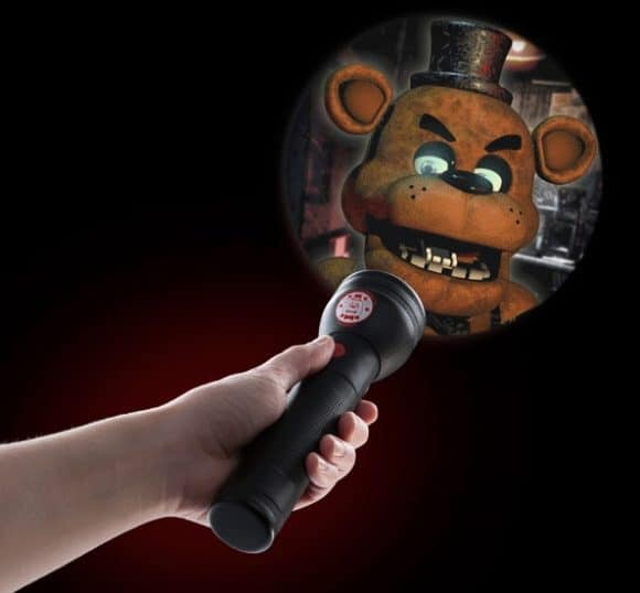 Post image for Boo! Five Nights at Freddy's Flashlight