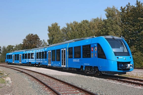 Post image for German Company to introduce worlds first Hydrogen train