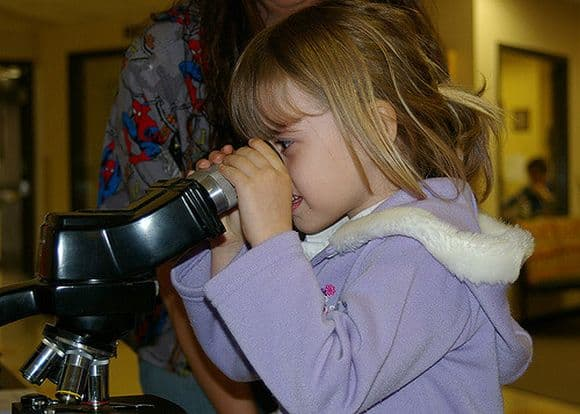 Post image for Want Your Kids to be Geeks? Buy Them a Microscope!