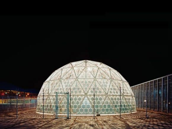 Post image for Earth Prison Dome of superb Nothingness-Thanks to Van der Sluis