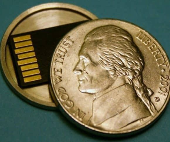 Post image for Hollowed-Out Spy Coins