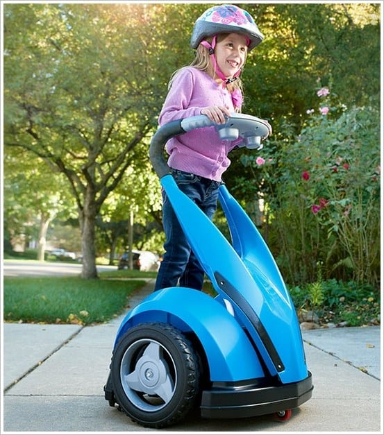 Post image for Kids Motorized Personal Transporter