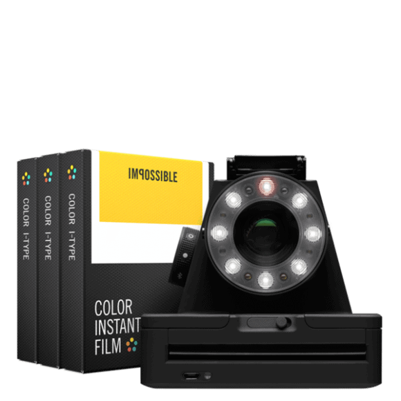 Post image for The I-1 Analog Instant Camera