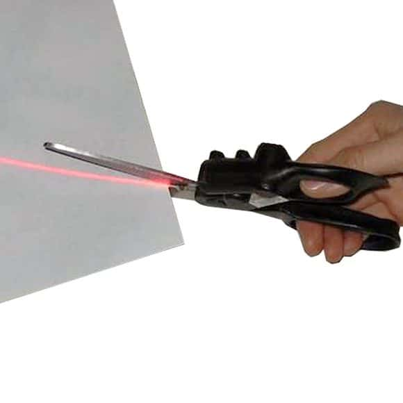 Post image for Precision Cut With Laser Scissors