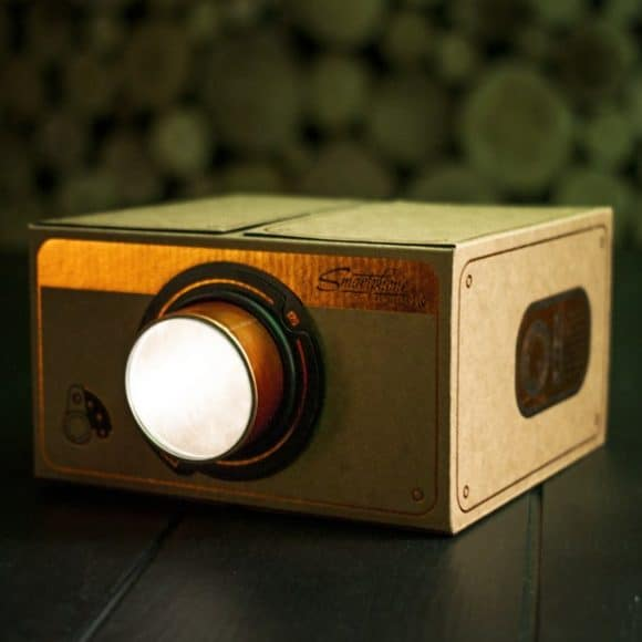 Post image for Smartphone Projector 2.0