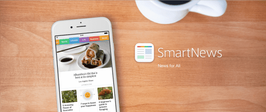 Post image for Stay Informed the Smart way with the SmartNews App