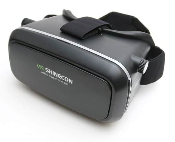 Post image for Shinecon Really Shines with VR Headset