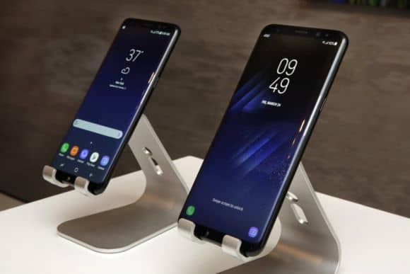 Post image for The Samsung Galaxy S8 is Beautiful to Behold
